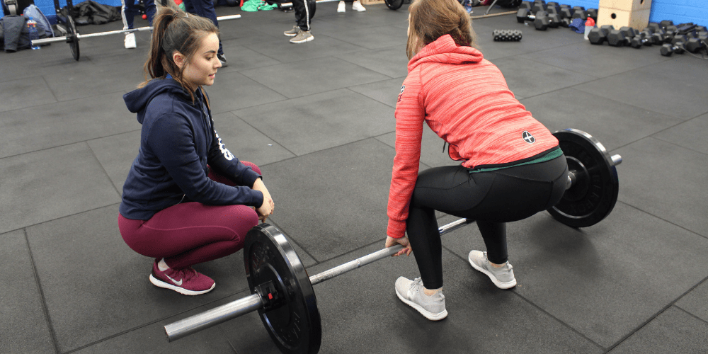 Powerlifting Guidelines | Leah Cheung - Setanta College